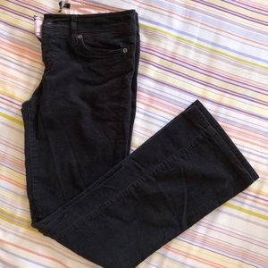 🍒🍒Tommy Hilfiger Black Corduroy Pants